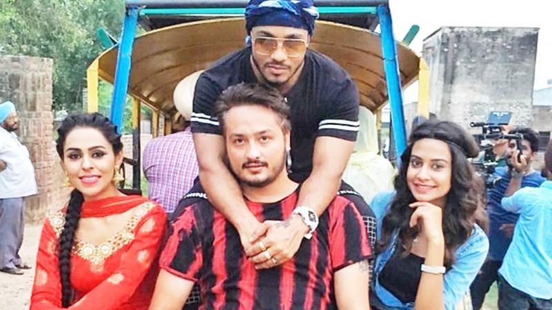 Chandigarh Rehn Waaliye | Jenny Johal ft.Raftaar & Bunty Bains | Latest Punjabi Song